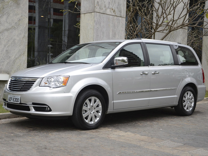 Chrysler Grand Voyager фото автомобиля