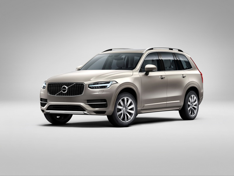 Volvo XC90 All-New фото