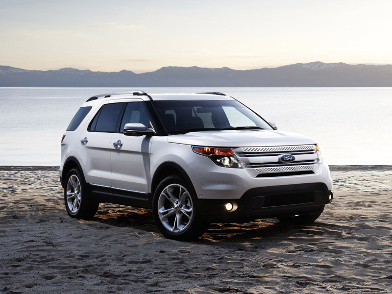 Ford Explorer 5 фото