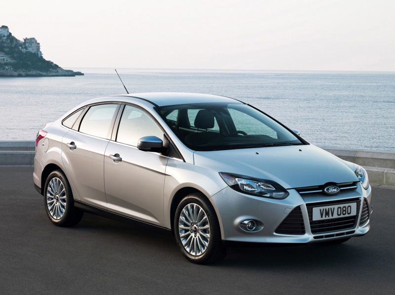 Ford Focus седан фото