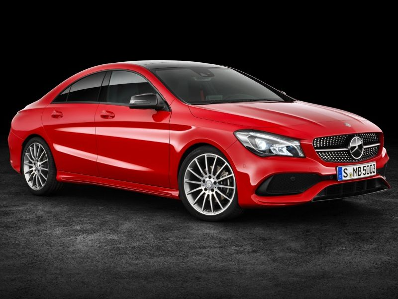 Mercedes-Benz CLA фото автомобиля