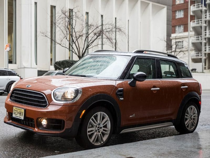 Mini Cooper Countryman фото автомобиля