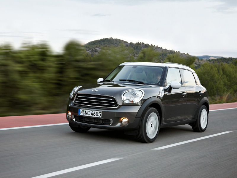 Mini Cooper Countryman 2010 года фото автомобиля