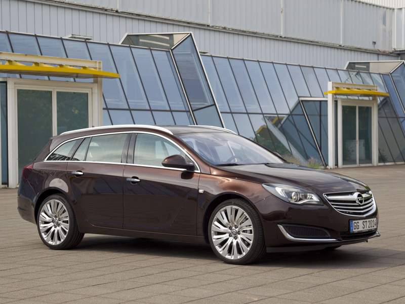 Opel Insignia Sports Tourer фото