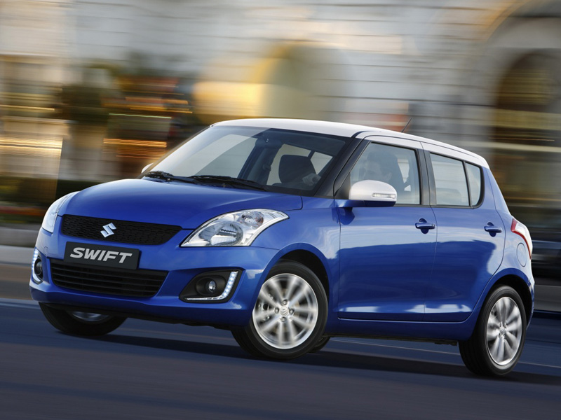 Suzuki Swift 5d фото автомобиля